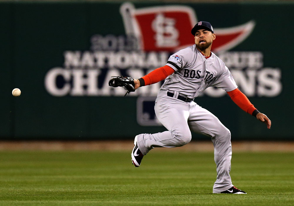 2013 World Series: Game 3 - Mangin Photography Archive