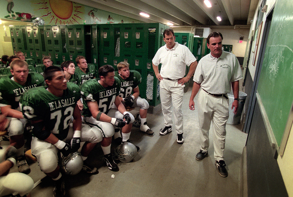 De La Salle S Game Stood Tall In 1997 Mangin Photography