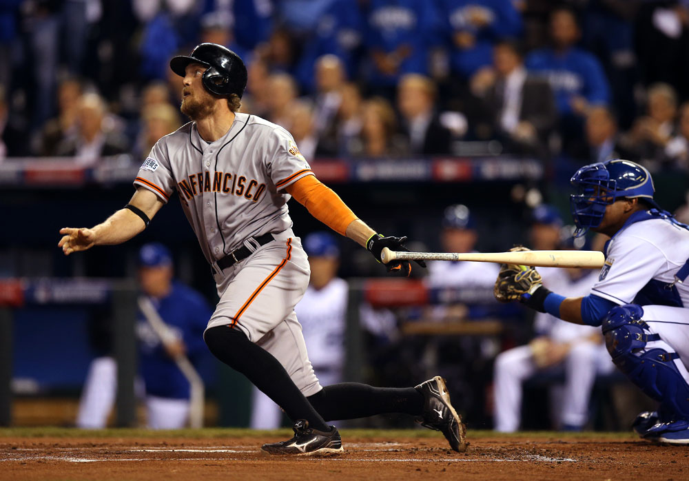 2014 World Series: Game 1 - Mangin Photography Archive