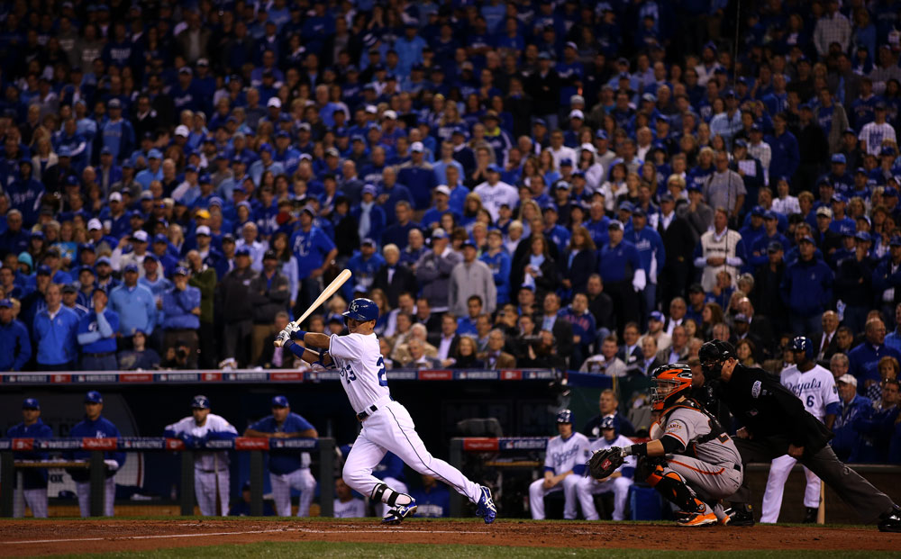 2014 World Series: Game 6 - Mangin Photography Archive
