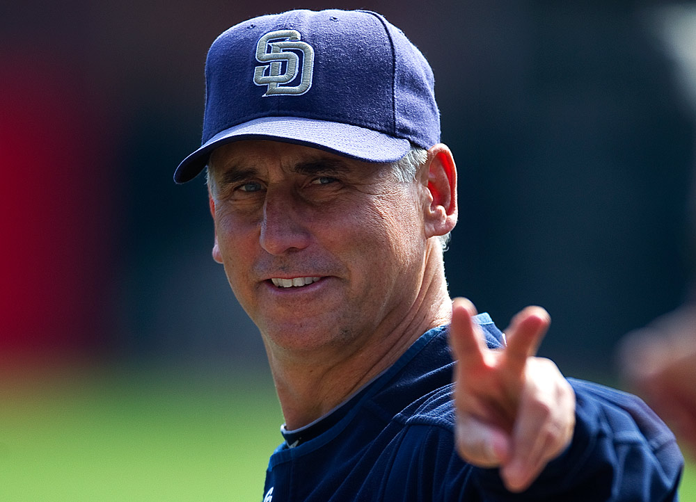 Bud Black wins NL Manager of the year award.